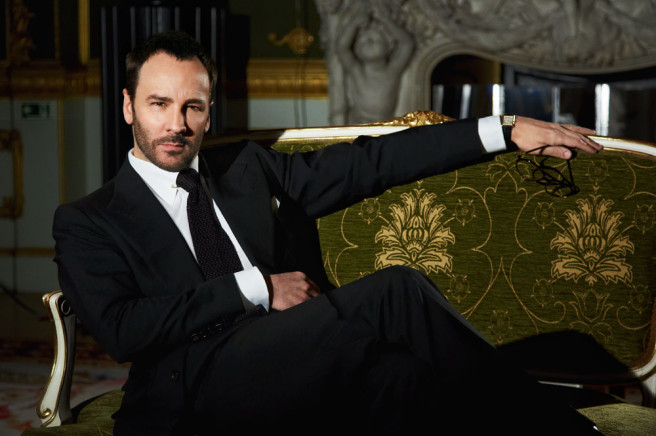 Interview with Tom Ford