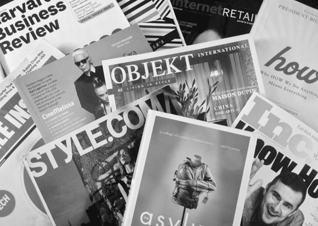 Emerging Designer Reading
