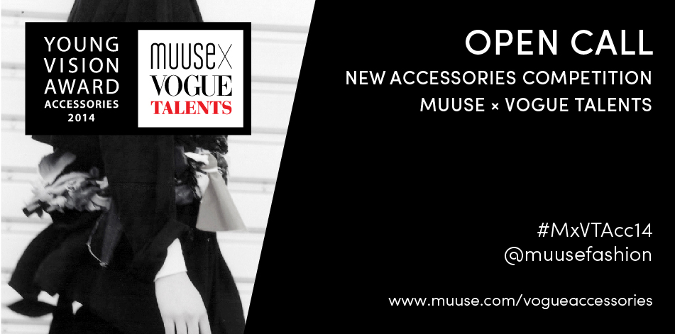 Vogue Muuse Young Talents Accessories