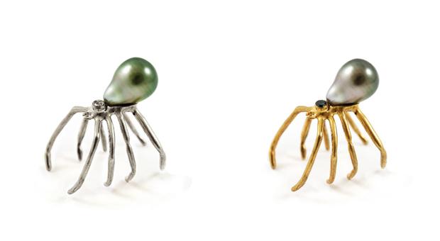 Ayaka Nishi Spider Ring