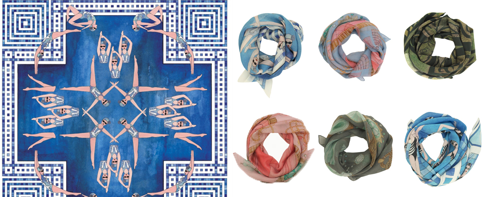 Chrisu Scarves