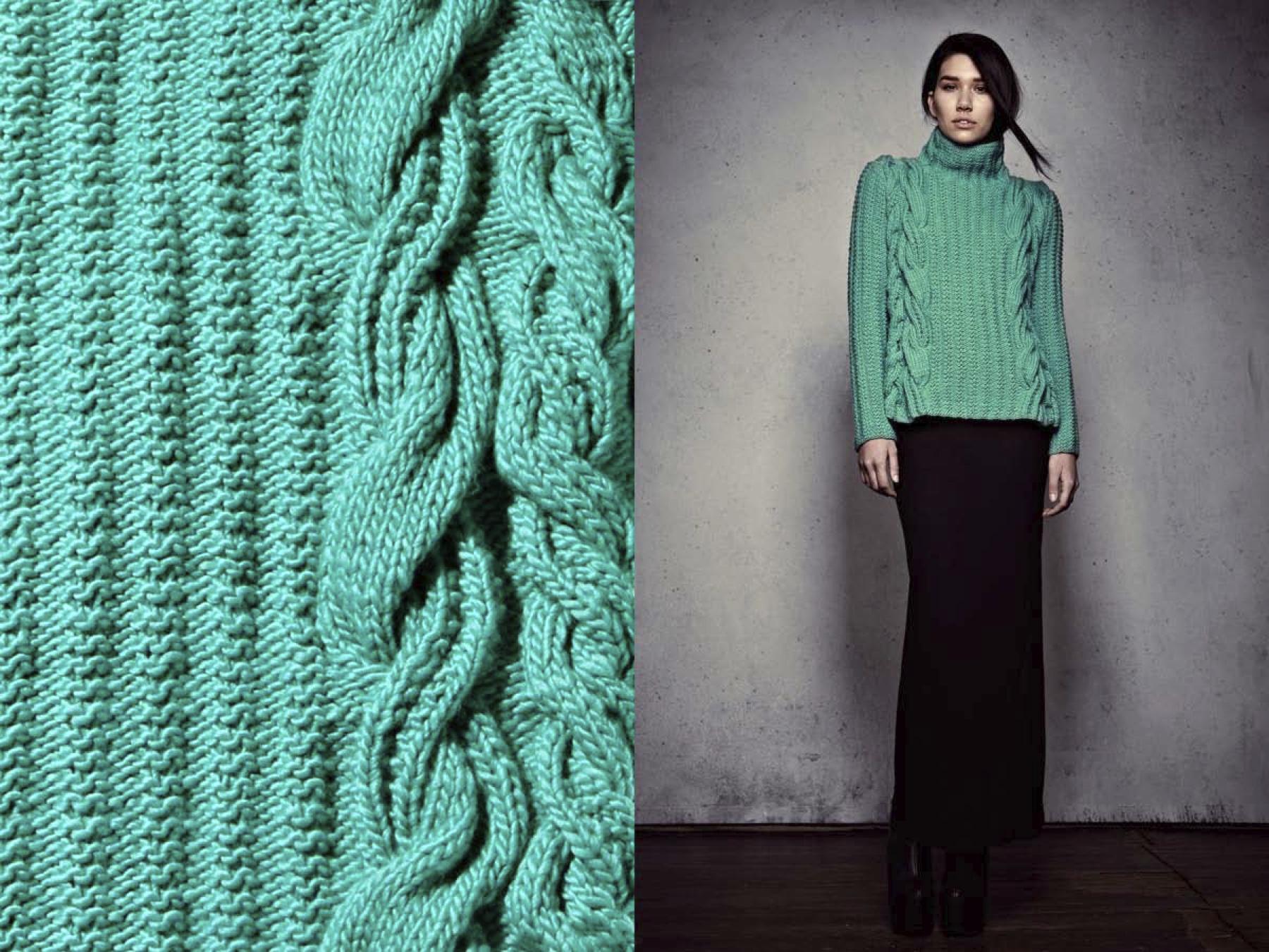 Sunghee Bang Knitwear