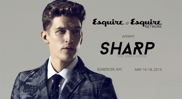 Sharp the Man Esquire Event