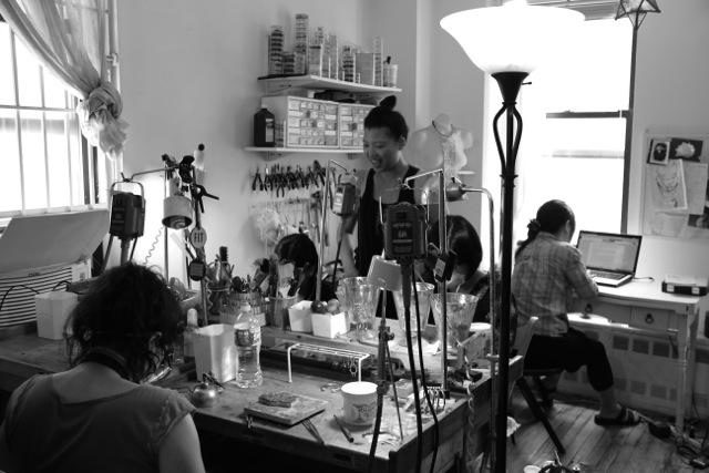 Ayaka Nishi Jewelry Designer
