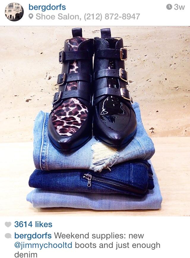 Bergdorf Goodman Instagram