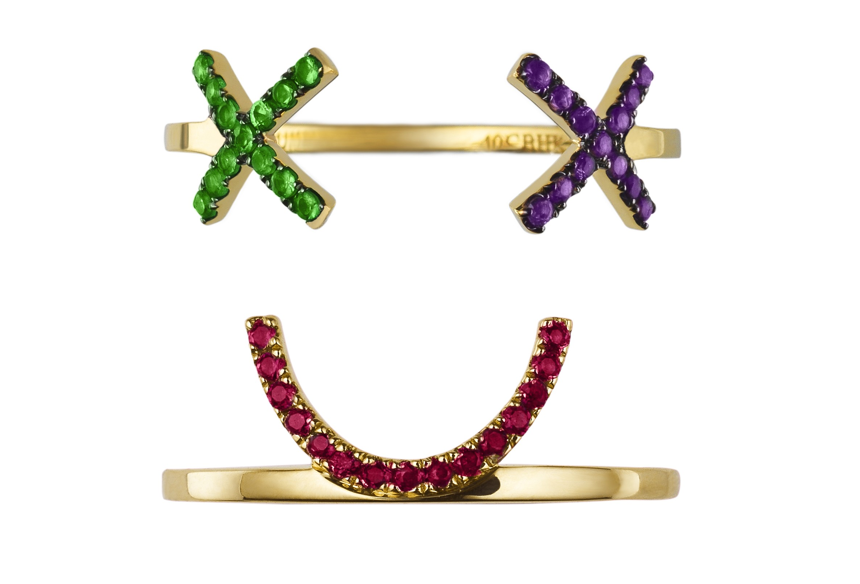 Ruifier Visage rings