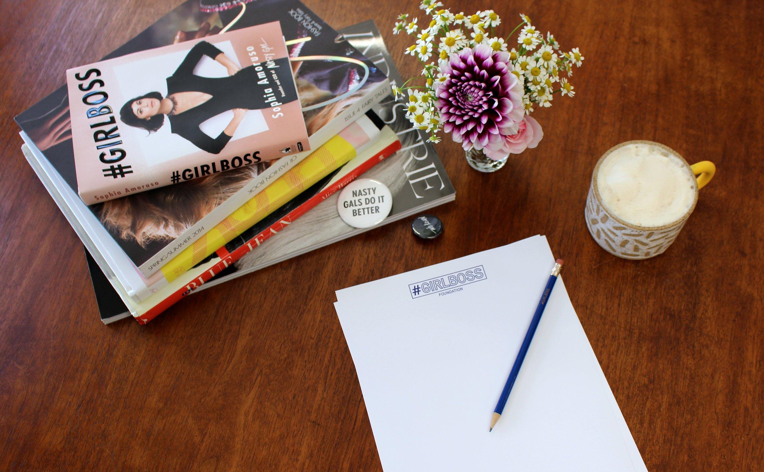 GirlBoss Foundation Grants