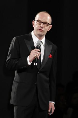 Simon Collins Dean of Fashion