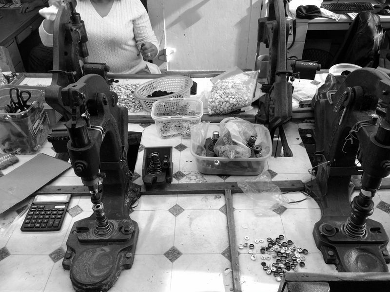 Factory in the Garment Center