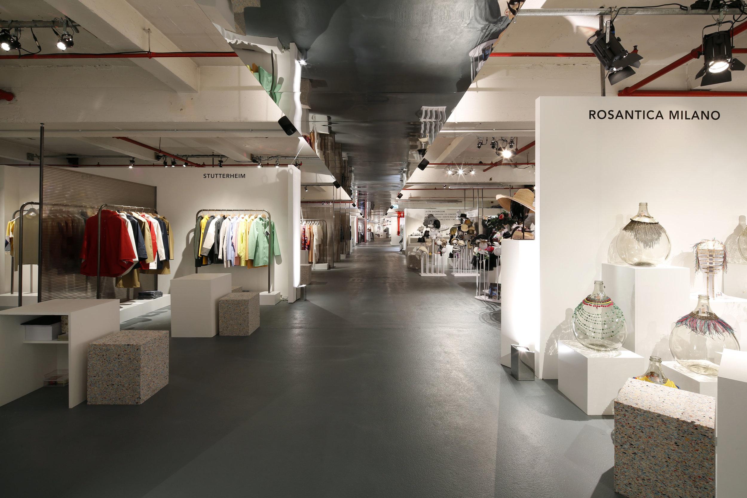 BFC Designer Showrooms (Agnese Sanvito, British Fashion Council