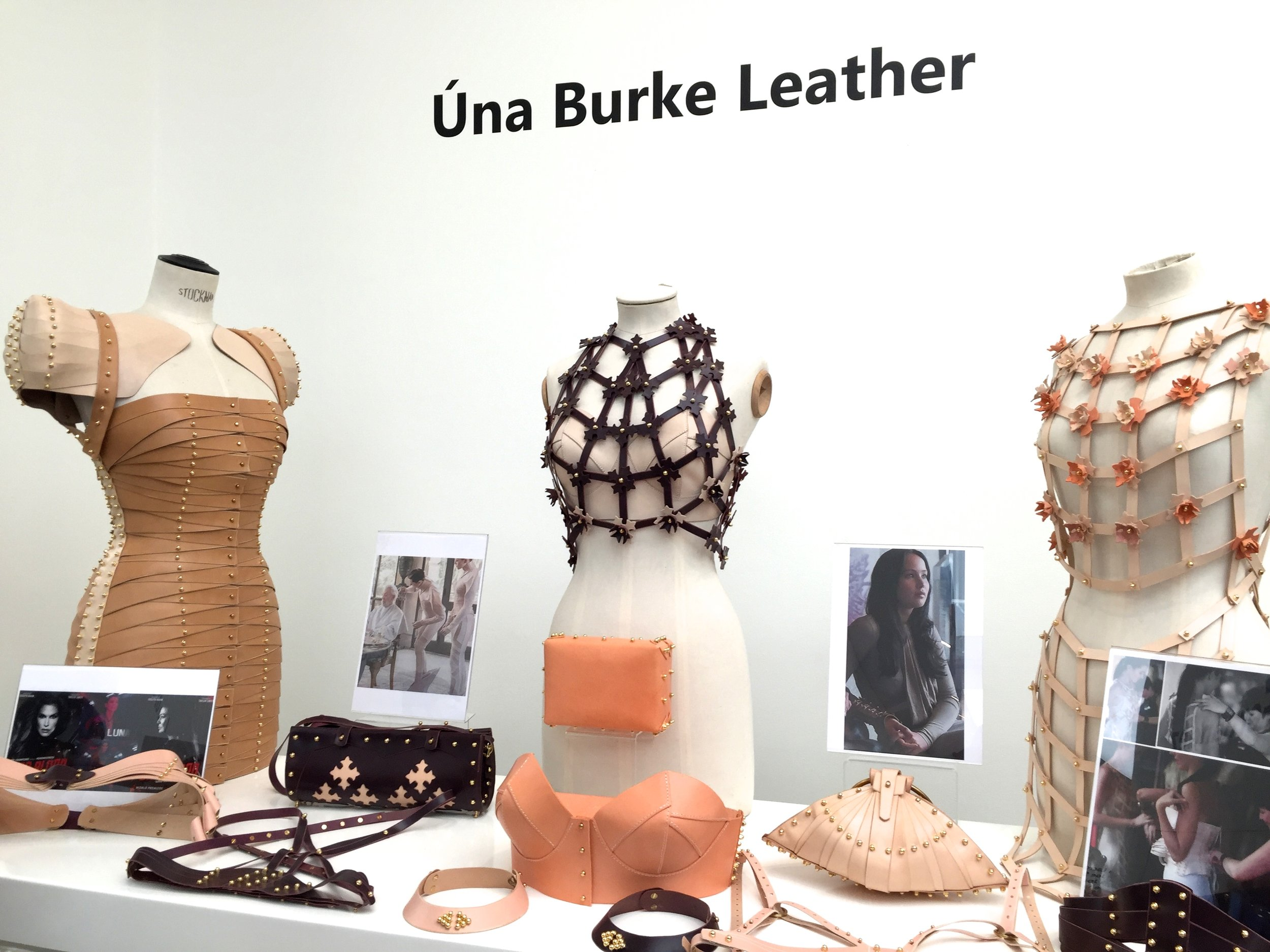 Una Burke Leather