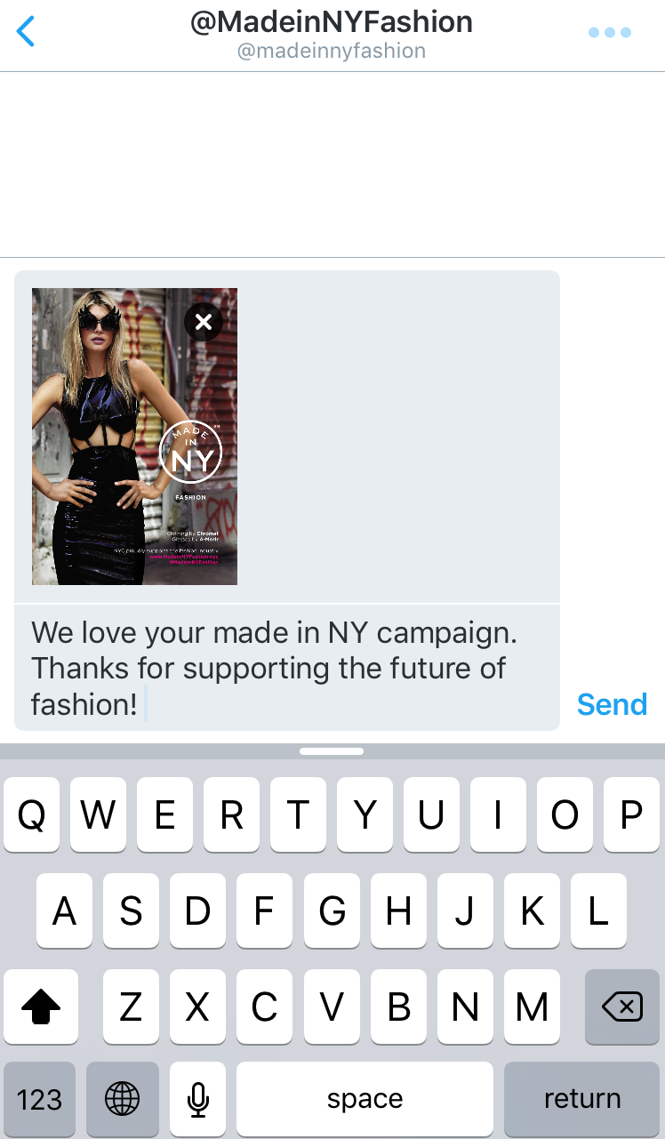 witter Lets You Send Direct Messages