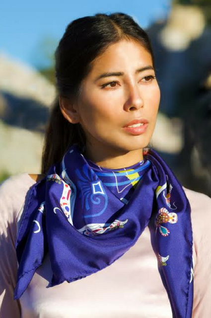 Cyclades Scarves