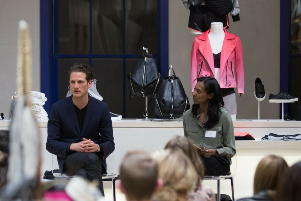 Uri Minkoff and Melissa Hall