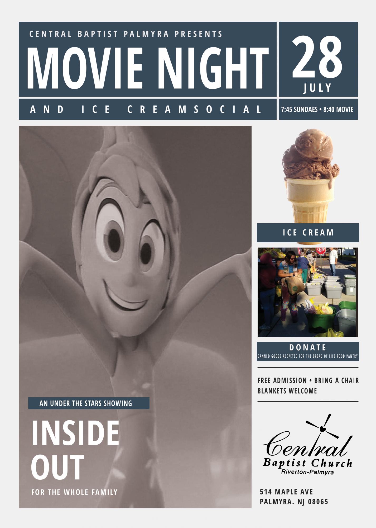 CBC Movie Night