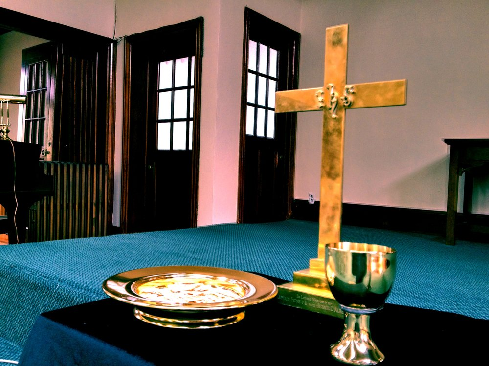 Communion Setup