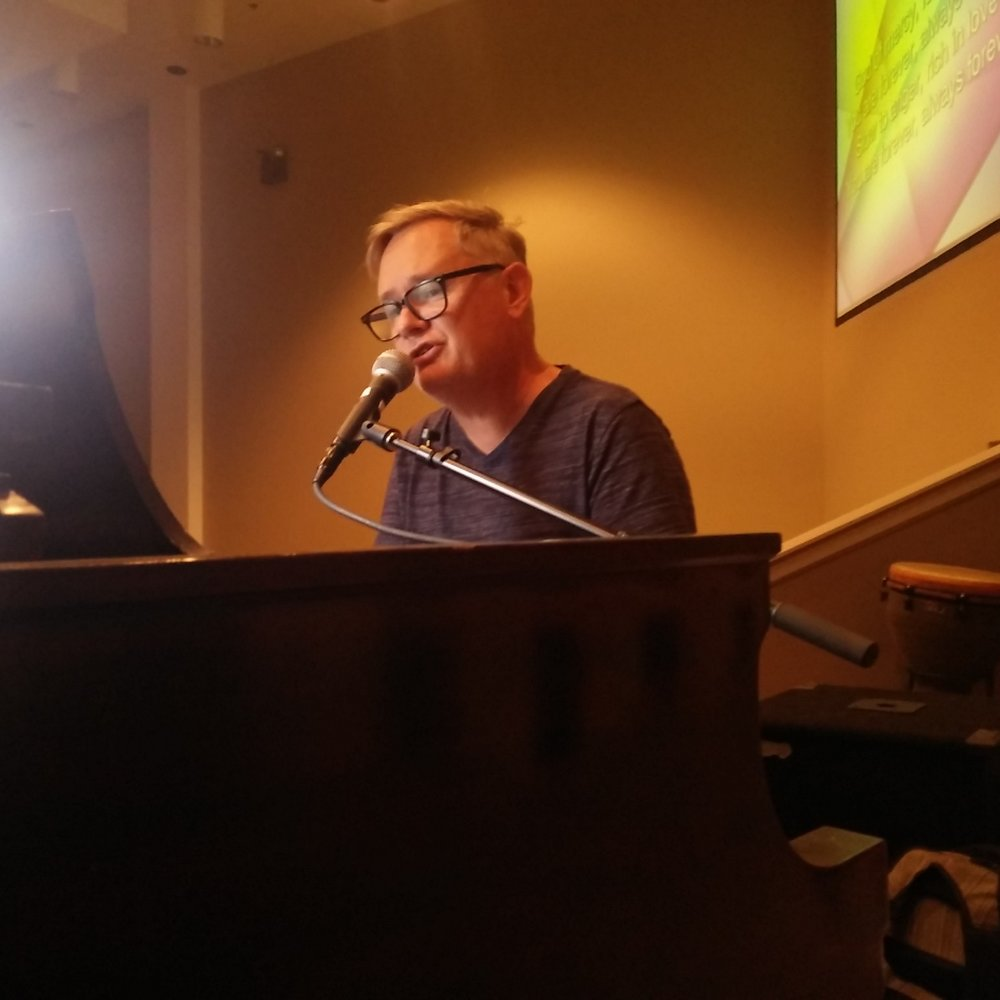 Benton Stokes Worship Leader