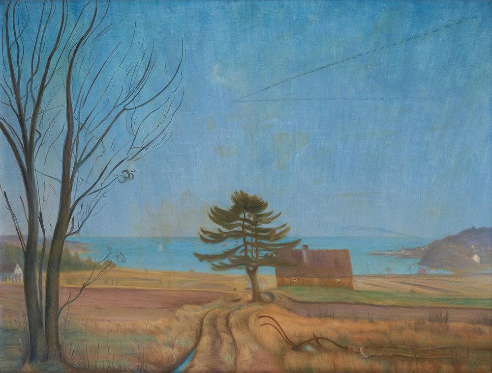 «Høstaften, Nevlunghavn» 1924