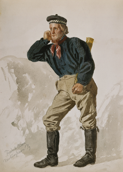 «Fredrik Olsen, Nevlunghavn» 1861