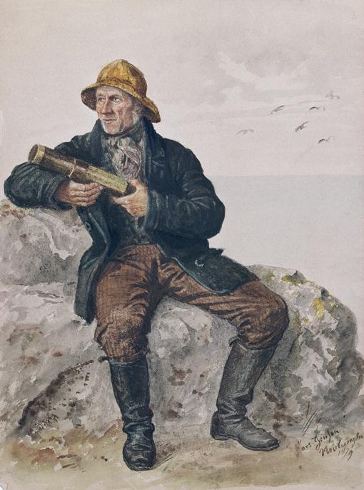«Lars Jensen, Nevlunghavn» 1861
