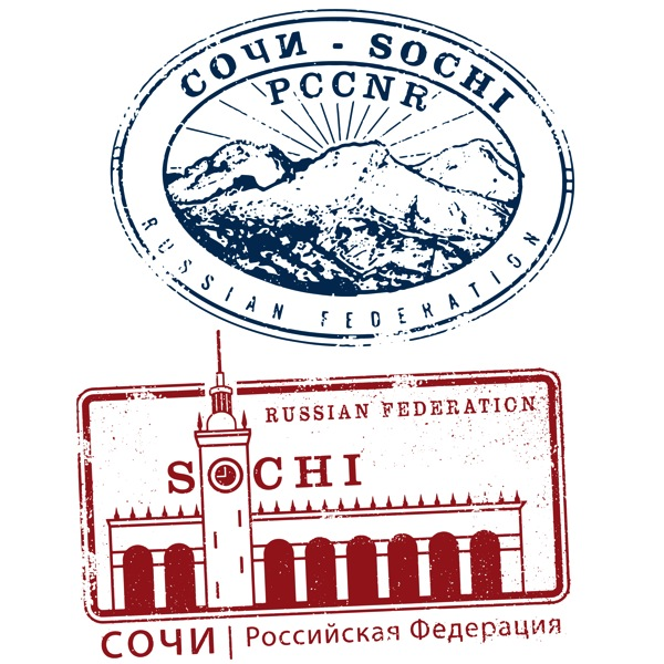 Sochi passport stamps