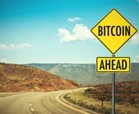 Bitcoin Streetsign