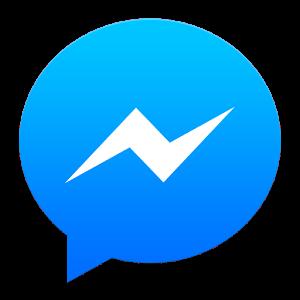 FacebookMessenger nouveau logo