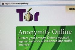 Tor webpage
