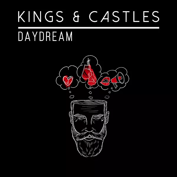 Artwork for the new single 'Daydream'.