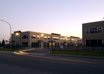 """HORSESHOE BAY  A 29 unit small bay warehouse project located within the """"Riverside Industrial Park"""" area of Richmond, British Columbia, the location of choice for numerous high profile corporations."""