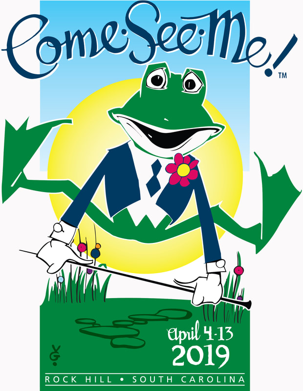 """Glen The Come-See-Me Mascot - I walked over and he said, 'Good morning'.""""Who are you?"""" I asked.""""My name is Glen Cairn. Glen spelled with one 'n'. Some call me Glenny but I don't like it.""""""""You're handsome, you sing well, and you're the essence of spring. How would you like to be the symbol of Come-See-Me?"""""""