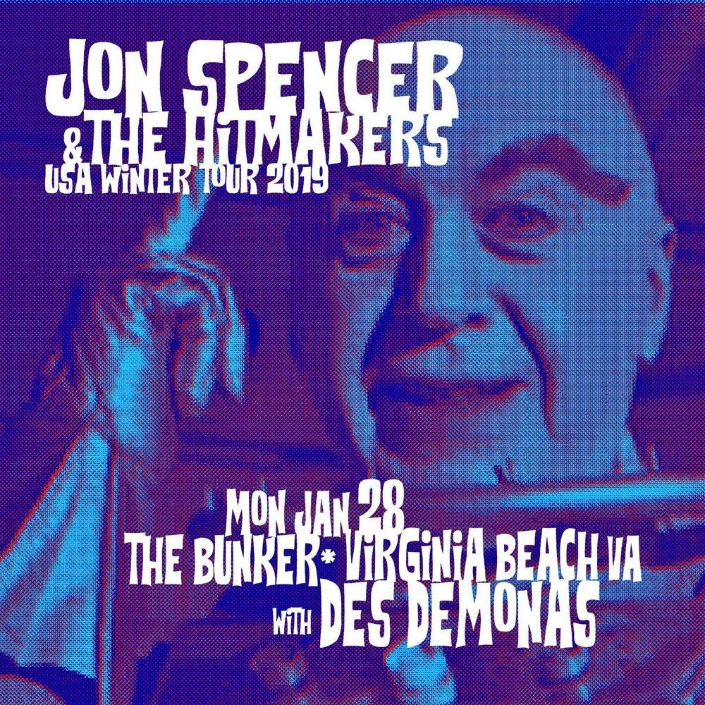 Jon Spencer & the HITmakers