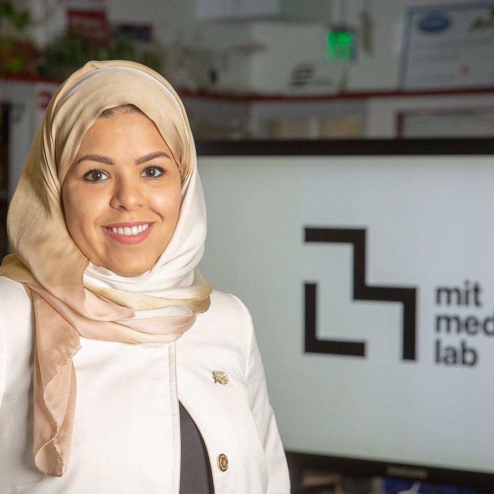 Dr Shada Alsalamah, MIT