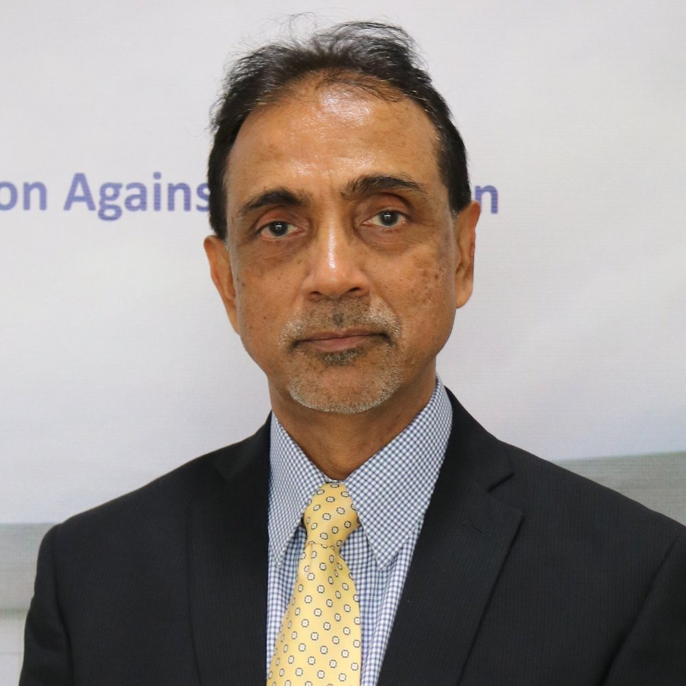 Dr N. Beekarry, Director-General ICAC Mauritius