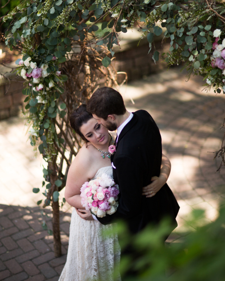 Romantic Wedding at the Lowell Inn