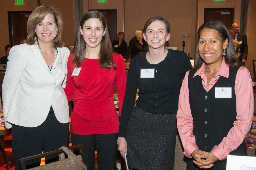 Laurie Korneffel, Jessica Borchers, Amy Knapp, Tiffany Smink (Photo courtesy of Hartmannphoto).jpg