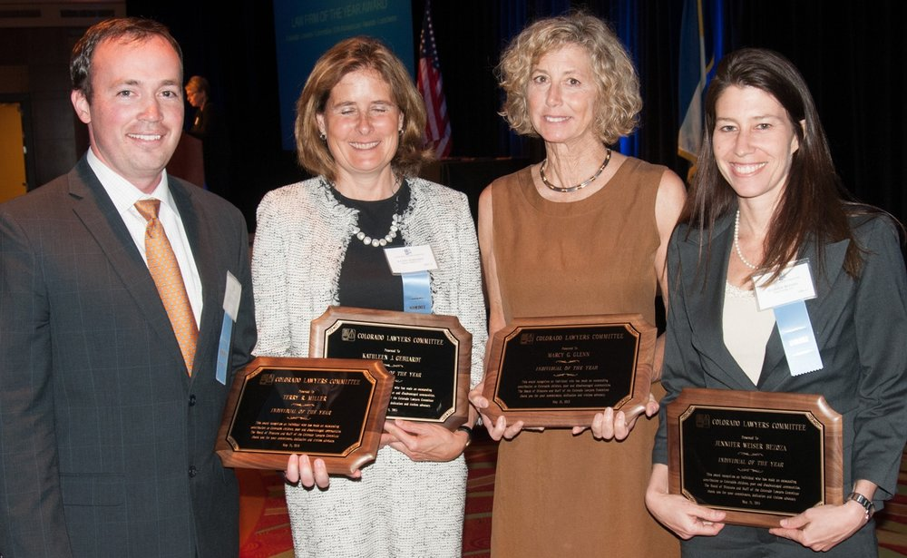 H59A Individual of the Year Award Recipients, Terry Miller, Kathy Gebhardt, Marcy Glenn, Jennifer Bezoza.jpg