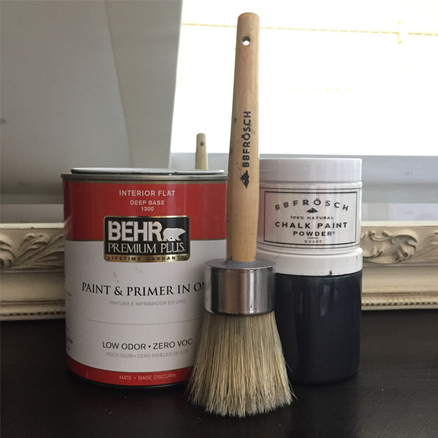 where to buy chalk paint powder, chalk paint powder, alternative to pre-mixed chalk and mineral paints, BB Frösch, DIY, DIY chalk paint, chalk paint projects, DIY chalk paint projects, all natural chalk paint powder, no VOC paint, chalk paint colors, before and after projects, before and after project ideas, chalk paint project ideas, chalk paint project inspiration, DIY home project, affordable do it yourself home project, DIY chalk paint home project, where to buy chalk paint brushes