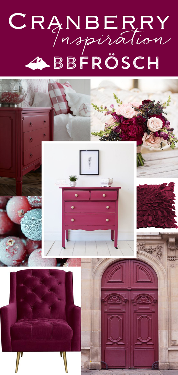 pink chalk paint | cranberry chalk paint | diy chalk paint | furniture redo | pink color inspiration | do it yourself furniture makeover | how to pick the perfect color | girls bedroom | chalk painted furniture