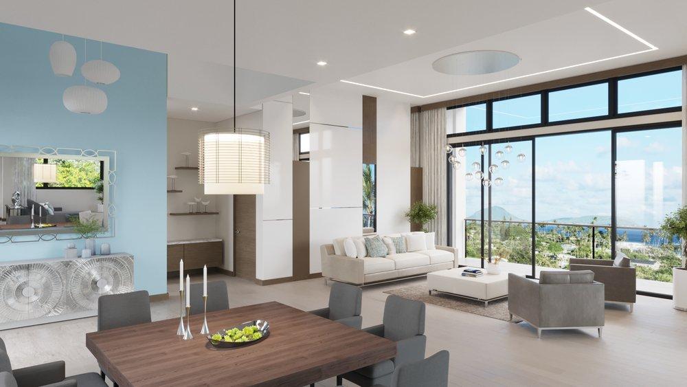 MAIN LEVEL: Dining - Formal Living Room