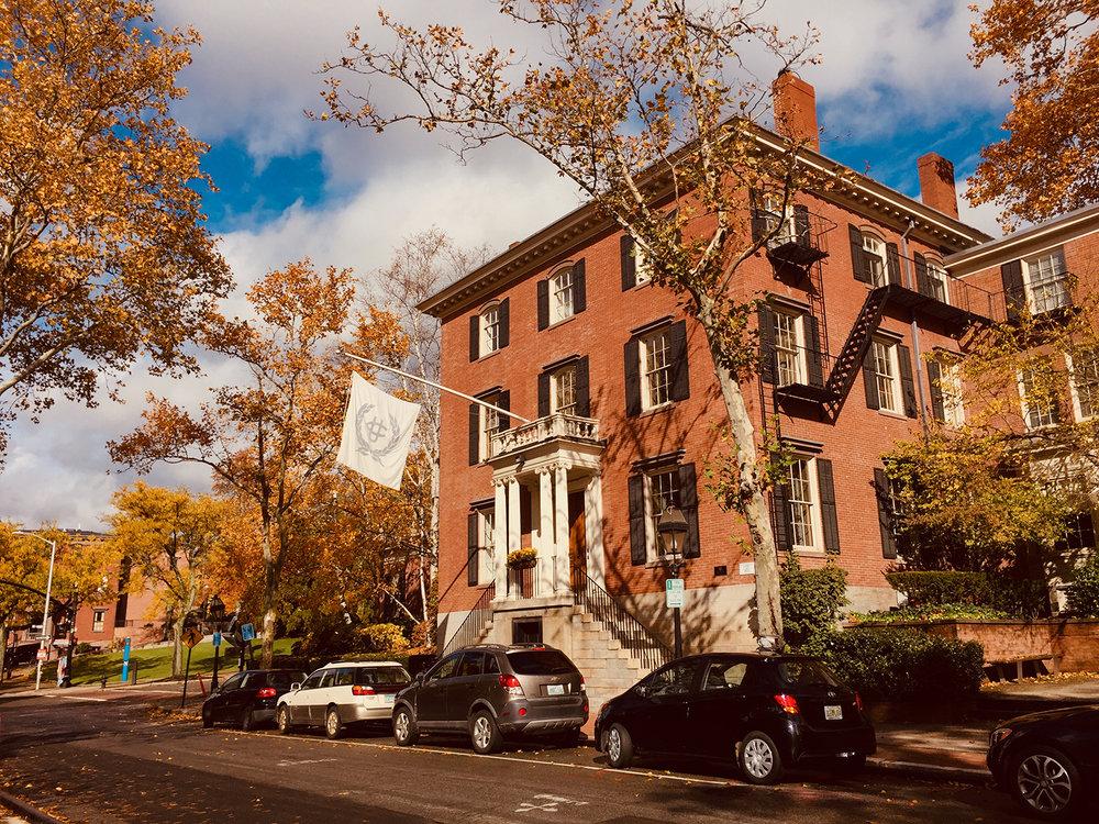 University Club, 219 Benefit Street