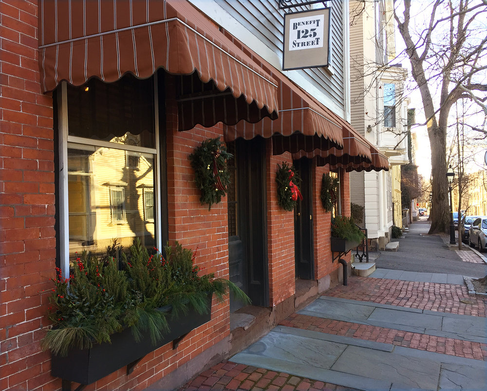 125-127 Benefit Street
