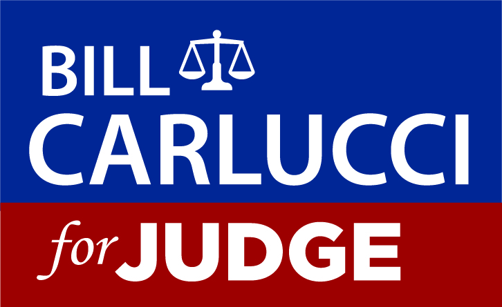 Bill Carlucci for Judge