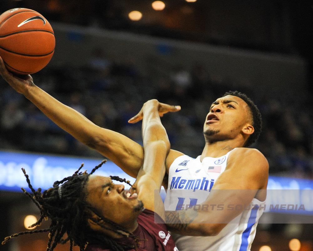 DEC 29; Memphis beats Florida A&M, win 96-65