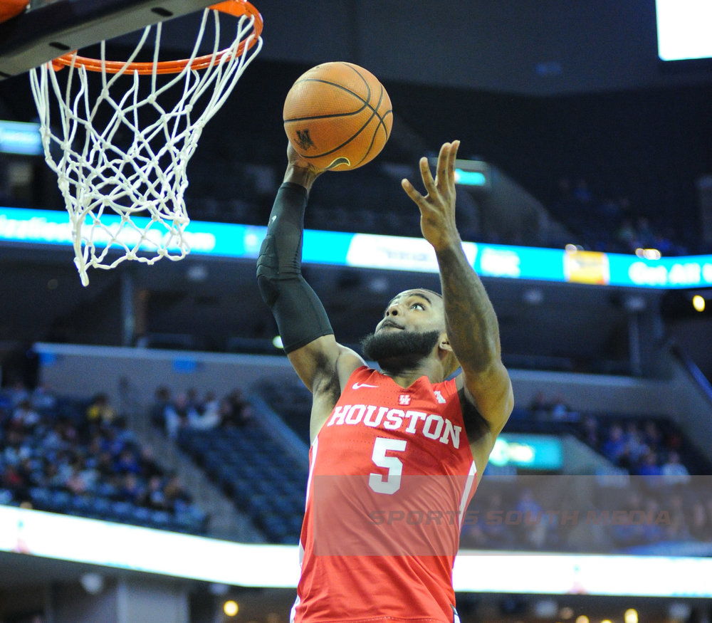 JAN 23; Houston dominates ECU, win 94-50