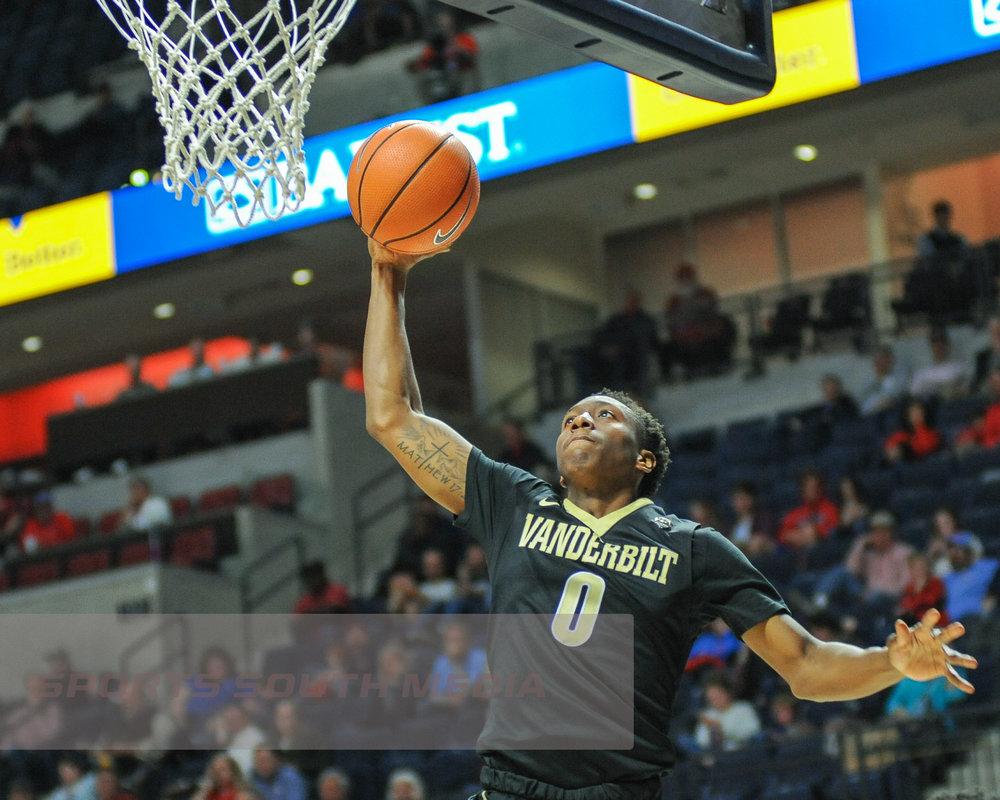 DEC 17; Vanderbilt dominates Arizona, winning 81-65