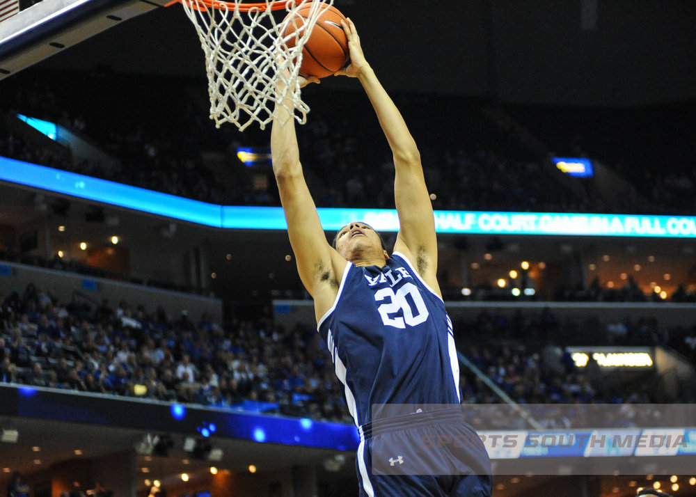 DEC 11; Yale puts down Albany; win 71 to 63
