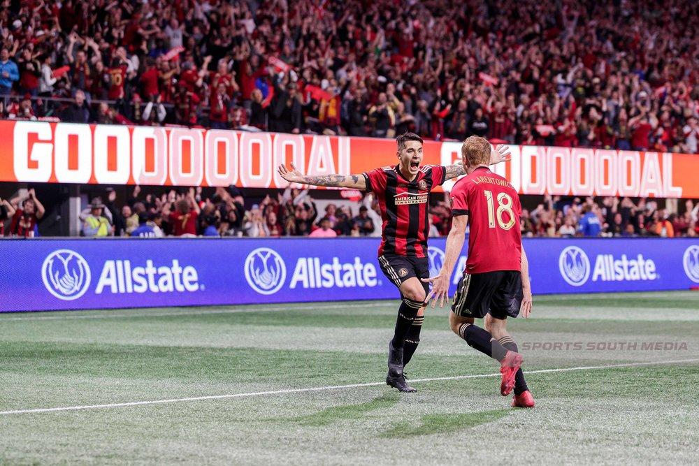 DEC 8; MLS Cup: Atlanta United defeats Portland, 2-0