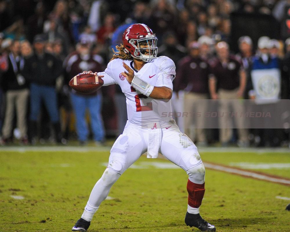 DEC 1; SEC Championship: Alabama rolls over Georgia, 35-28