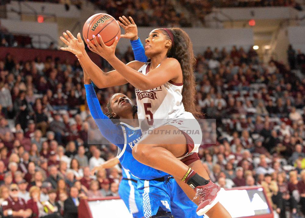 JAN 6; Miss State defeats Kentucky, 86-71